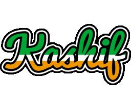 Kashif ireland logo
