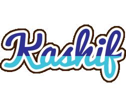 Kashif raining logo