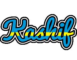 Kashif sweden logo