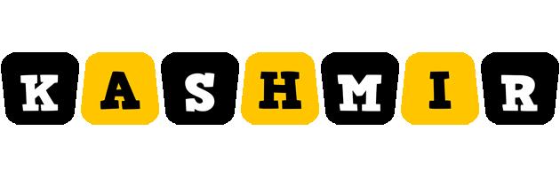 Kashmir boots logo