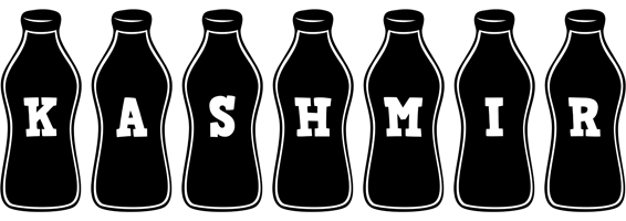 Kashmir bottle logo