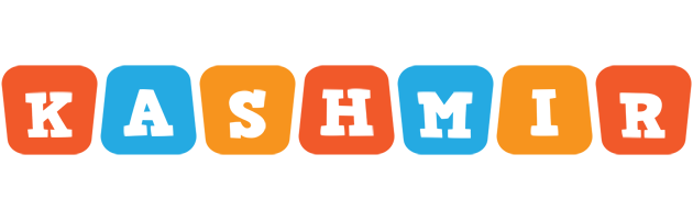 Kashmir comics logo