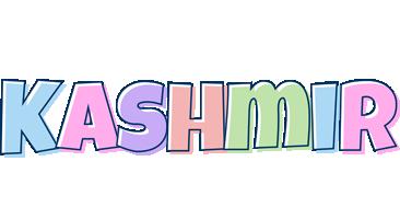 Kashmir pastel logo
