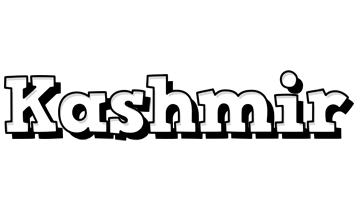 Kashmir snowing logo