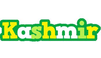 Kashmir soccer logo