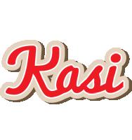 Kasi chocolate logo