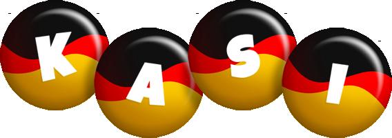 Kasi german logo