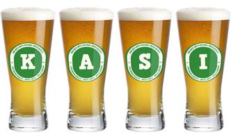 Kasi lager logo
