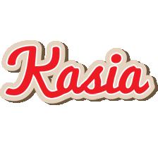 Kasia chocolate logo