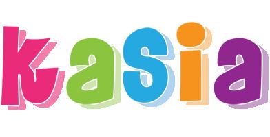 Kasia friday logo
