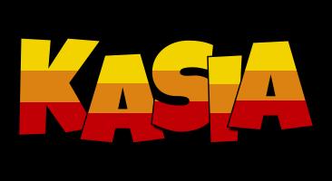 Kasia jungle logo