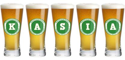 Kasia lager logo