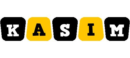 Kasim boots logo