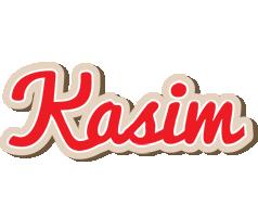 Kasim chocolate logo