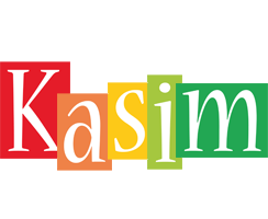 Kasim colors logo