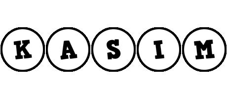 Kasim handy logo