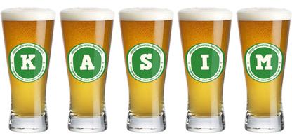 Kasim lager logo