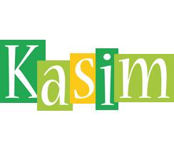 Kasim lemonade logo