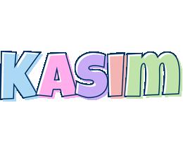 Kasim pastel logo
