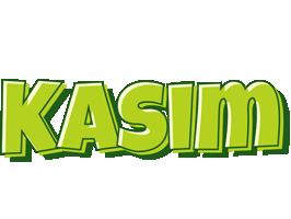 Kasim summer logo