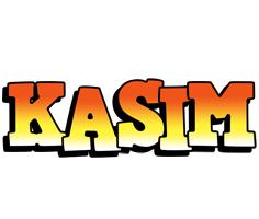 Kasim sunset logo
