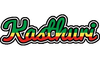 Kasthuri african logo