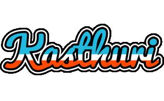 Kasthuri america logo