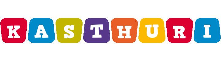 Kasthuri daycare logo