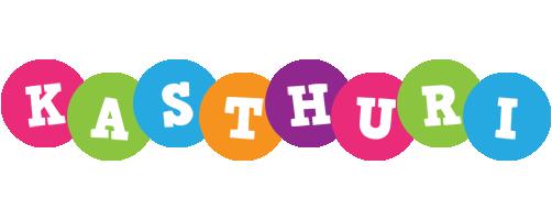 Kasthuri friends logo