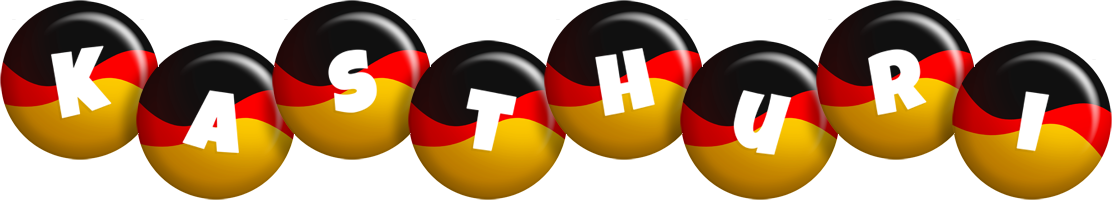 Kasthuri german logo