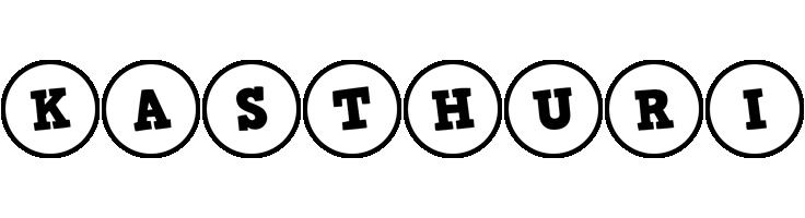 Kasthuri handy logo