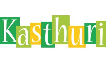 Kasthuri lemonade logo