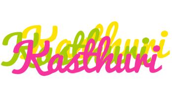 Kasthuri sweets logo