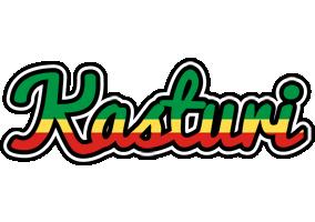 Kasturi african logo
