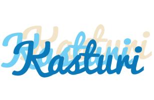 Kasturi breeze logo
