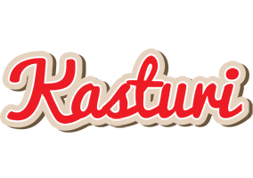 Kasturi chocolate logo