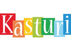 Kasturi colors logo