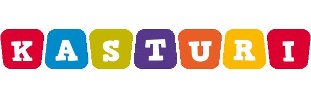 Kasturi daycare logo