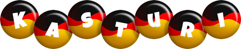 Kasturi german logo