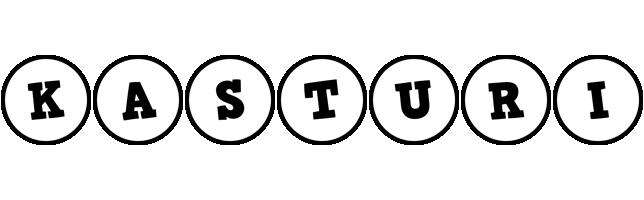 Kasturi handy logo