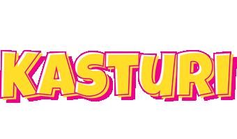 Kasturi kaboom logo