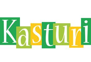 Kasturi lemonade logo