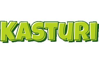 Kasturi summer logo