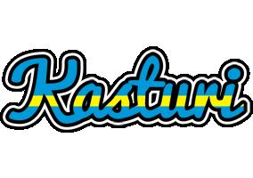 Kasturi sweden logo