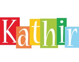 Kathir colors logo