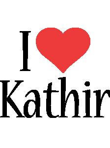 Kathir i-love logo