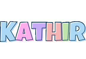 Kathir pastel logo
