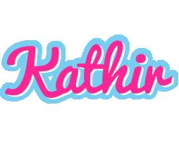 Kathir popstar logo
