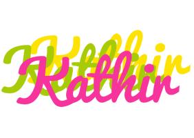 Kathir sweets logo