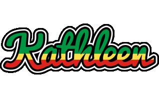 Kathleen african logo